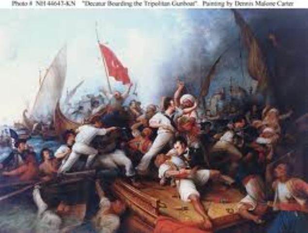 Naval War with Tripoli