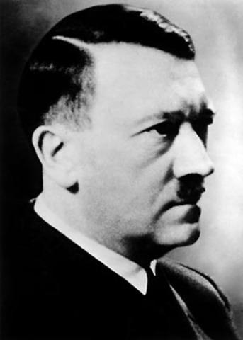 "Adolf Hitler; ""My Stuggle"""