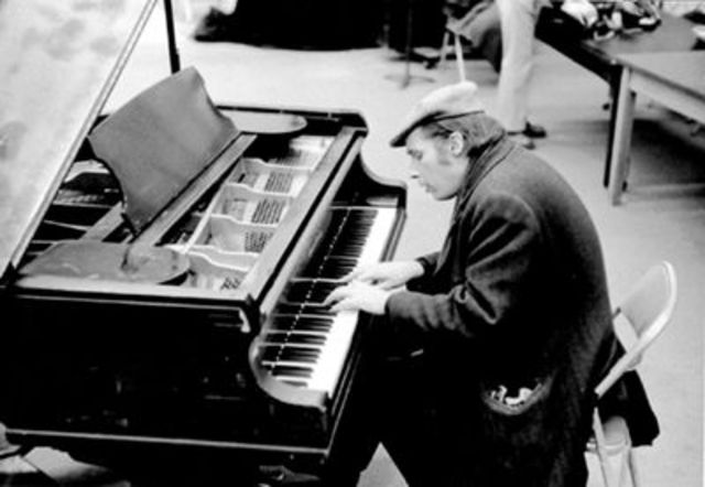 Birth of Glenn Gould