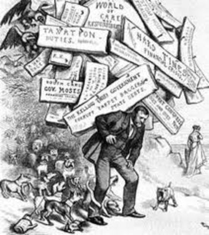 The Panic of 1873's Effect