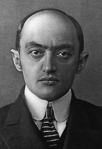 Schumpeter trabaja sobre el desarrollo económico.