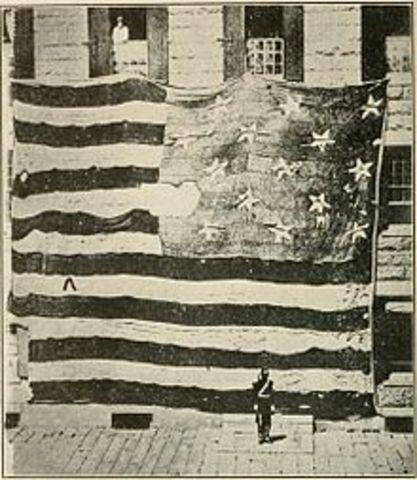 The Star- Spangled Banner Flag