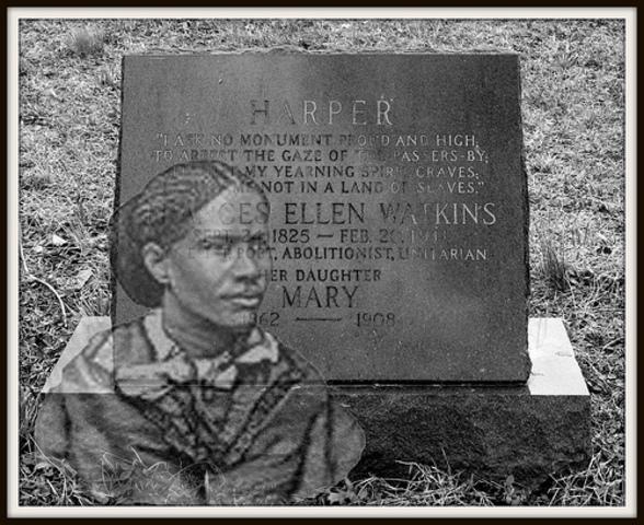 Death of Frances Harper