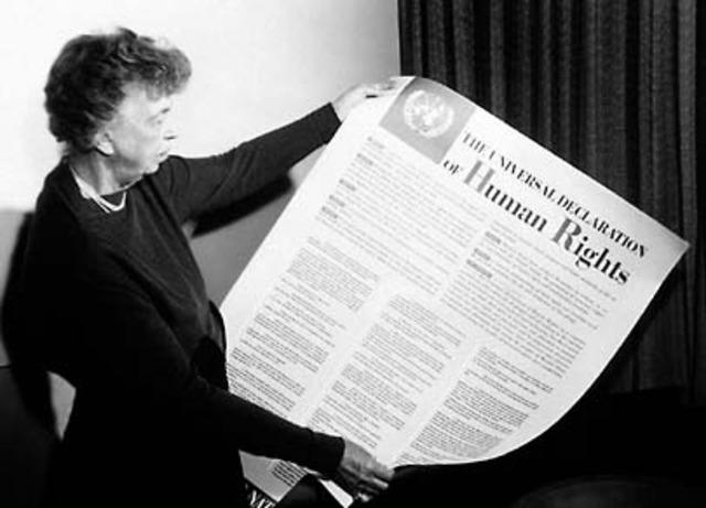 UN: Universal Declaration of Human Rights