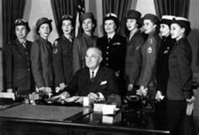 Women's Armed Services Integration Act