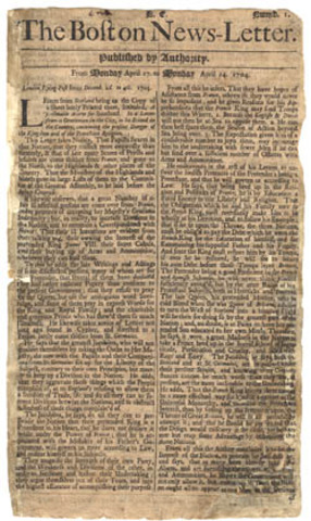First American Newspaper