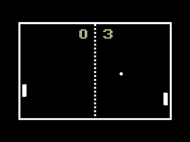 Pong Released