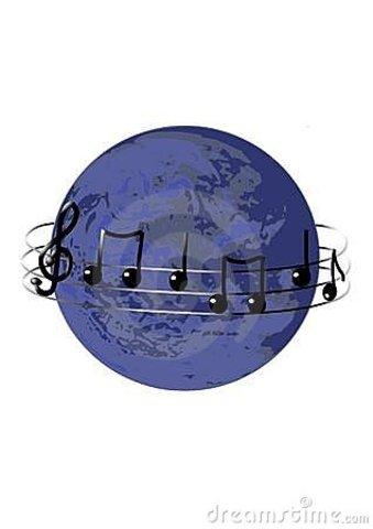 Music around the globe!