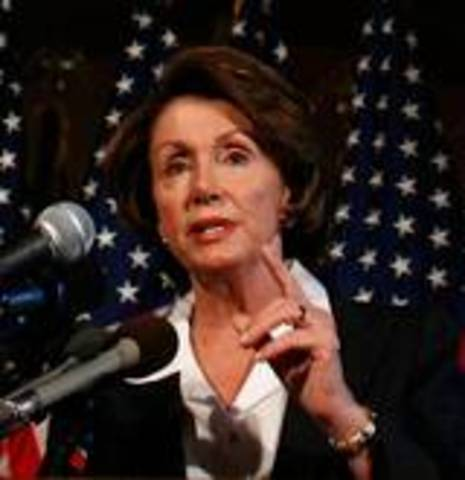 First Women to become Speaker of the House