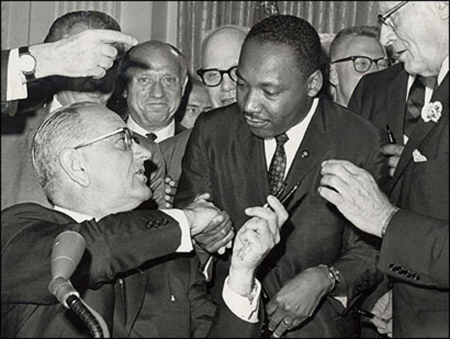 Civil Rights Act Passed