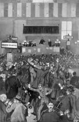 Panic of 1893
