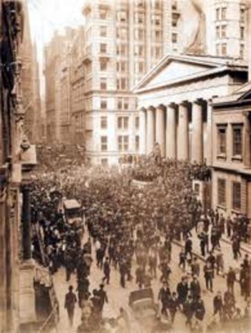 Roosevelt Panic of 1907