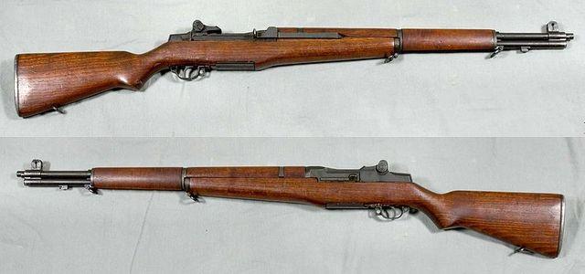 M-1 Garand