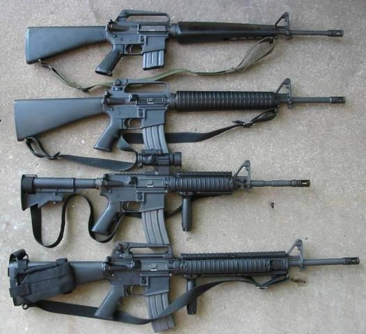 M-16 Assault Rifle