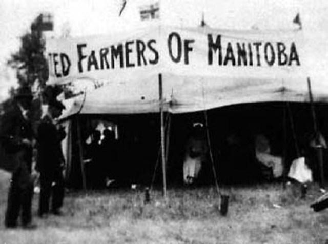 United Farmers of Manitoba Win