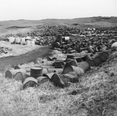 Love Canal Declared Disaster