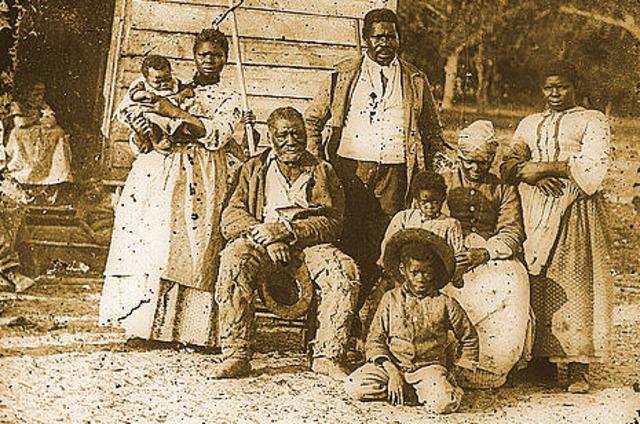 The Beginning of Slavery
