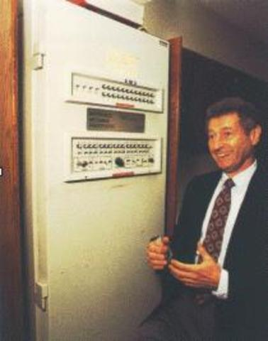 ARPANET First Used