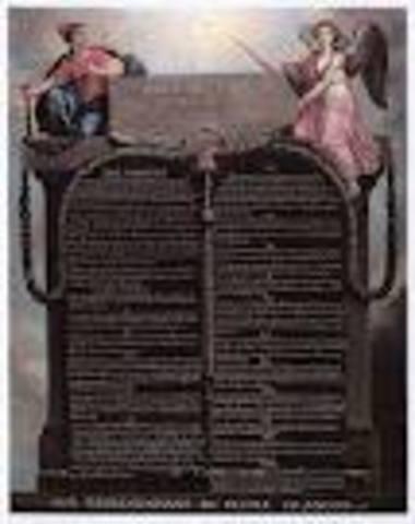 DECLARACION DEL BUEN PUEBLO DE VIRGINIA
