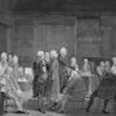 HISTORIA DE LOS DERECHOS HUMANOS (DECLARACIÓN DEL BUEN PUEBLO DE VIRGINIA) timeline