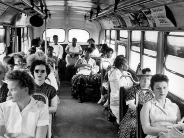 U.S. Supreme Court Bans Segregation On Public Transit
