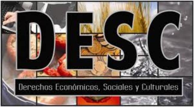 PACTO INTERNACIONAL de DERECHOS Economicos