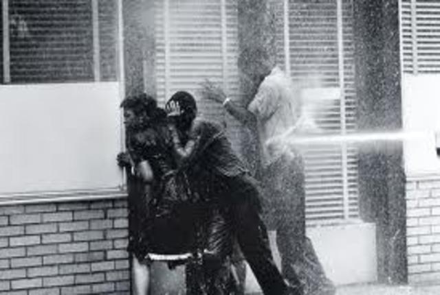 Birmingham, Alabama Protests