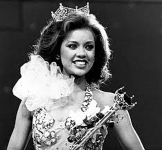 Vanessa Williams Miss America 1983