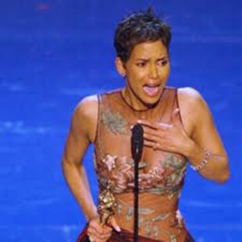 Halle Berry Became the 1st African American to win an Oscar for Best Actress