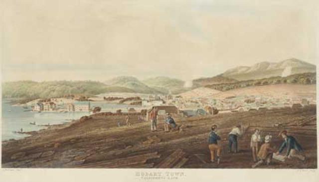 Hobart settelment