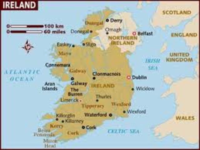 Ireland(Devolution)