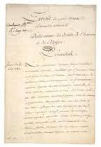 Declaration of Rights