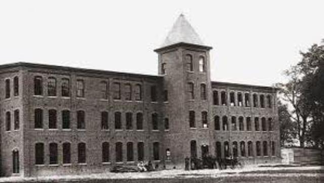 Colt Factory Closes down
