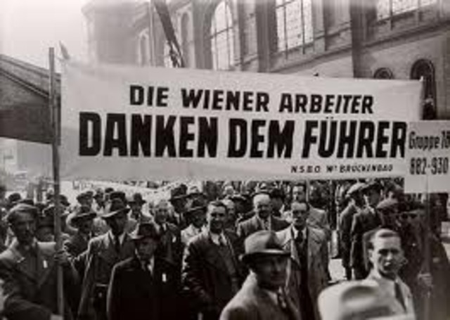 Germany's invasion of Austria
