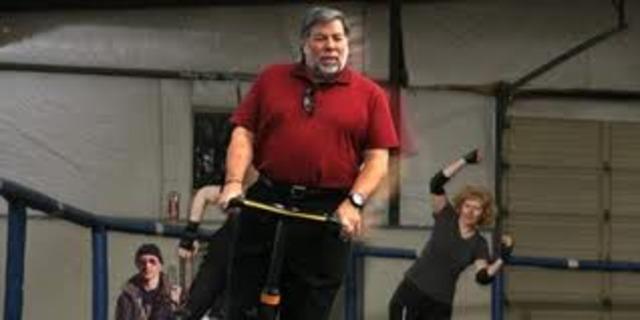 Steve Wozniak's birth