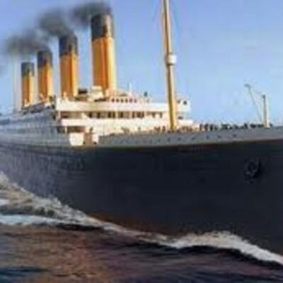 The Sinking of Titanic  and its Discovery timeline