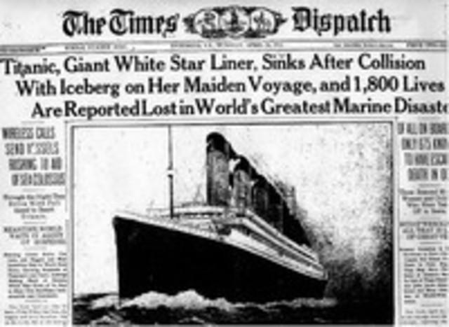 searching titanic