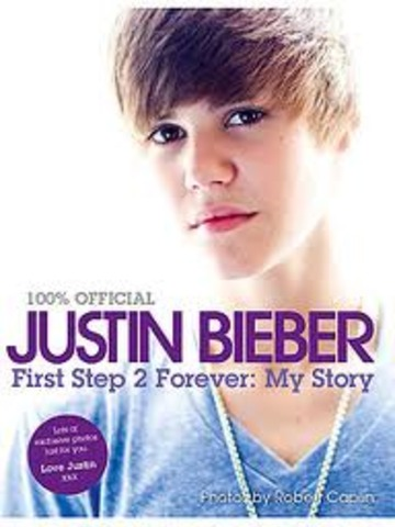 Justin Bieber First Step to Forever