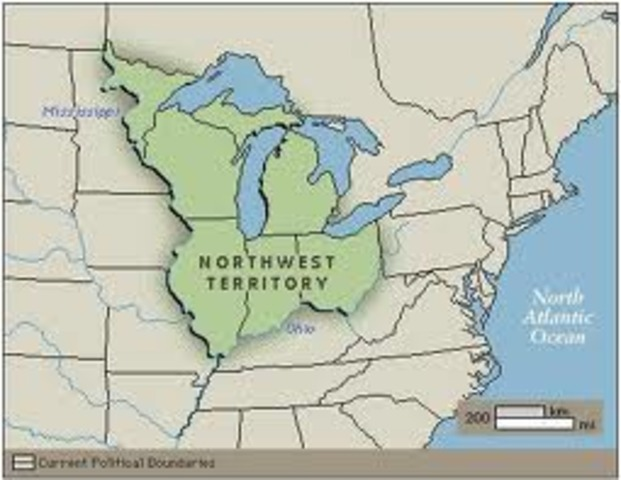 Shay' Rebellion, Northwest Ordinance, and Constitutional Convention