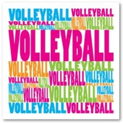 The History of Volleyball  timeline