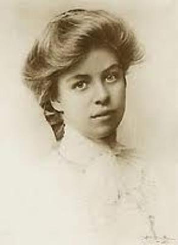 Daughter, Anna Eleanor, is Born