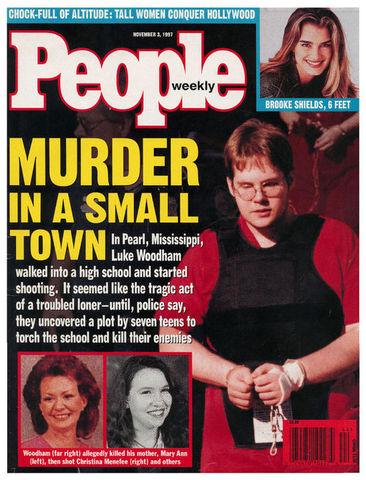 Pearl, Mississippi - Pearl High School Shooting - Luke Woodham