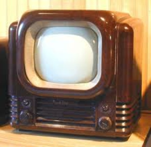 First truly functional television created