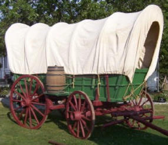 Packing our wagons