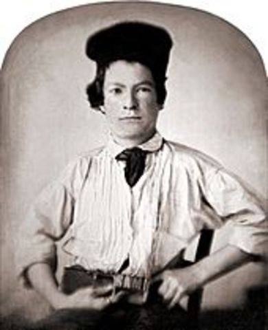 In 1847, when Twain was 11, his father died of pneumonia