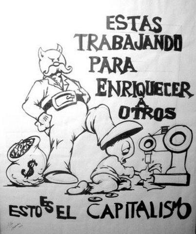 DESARROLLO DEL CAPITALISMO EN AMERICA LATINA