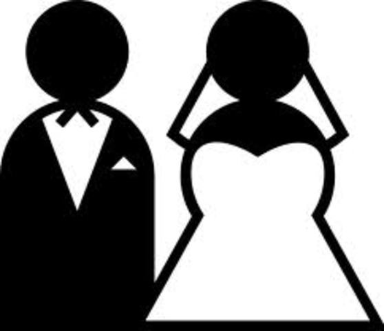 Father marries again