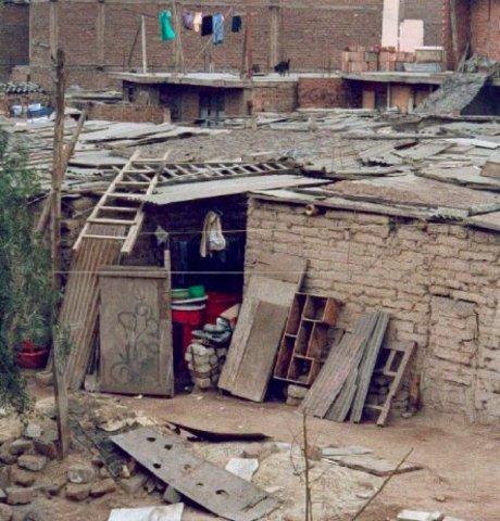 La problematización de la pobreza:La fábula de los tres mundos y el desarrollo