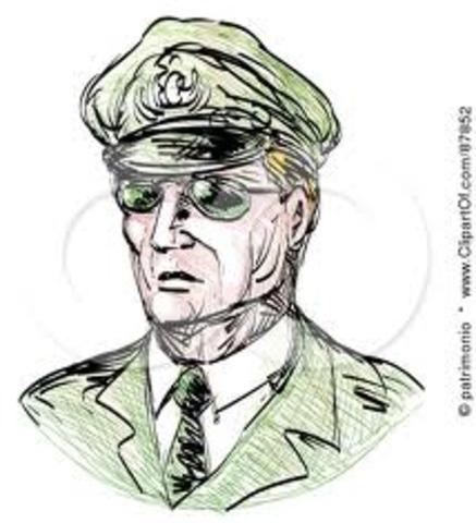 electioneered for General Schoot