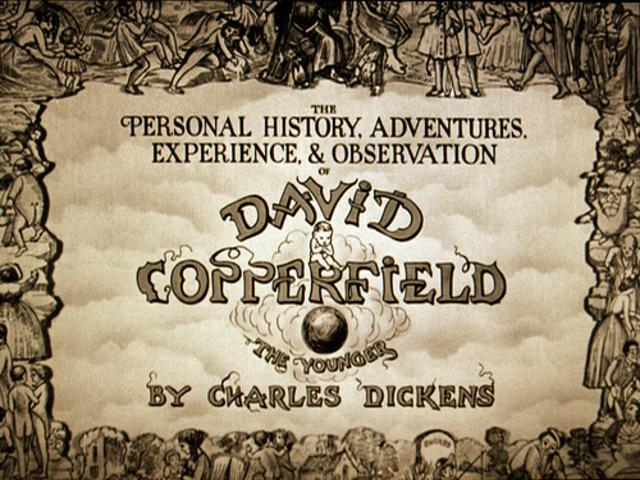Publicó David Copperfield